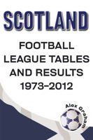 Scotland - Football League Tables and Results 1973 - 2012