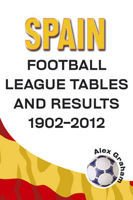 Spain - Football League Tables & Results 1902-2012
