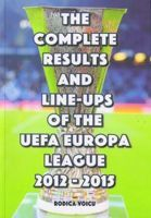 The Complete Results & Line-ups of the UEFA Europa League 2012-2015
