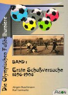 The Olympic football tournaments (volume 1): The first attempts 1896-1908